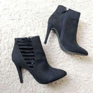 Kelly & Katie April stiletto booties ankle boots